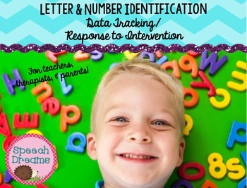 Letter Number Identification {Autism}