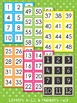 Letter and Number Labels - Seeing Spots Theme {Bright and Polka Dot}
