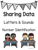 Letter and Number Progress Data Sharing