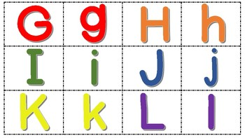 Letter and Number Props for VIPKID - FREE