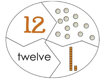 Letter and Number Puzzles: ABC's and 123's!
