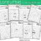 Letter and Number Recognition Farm Themed Hidden Pictures