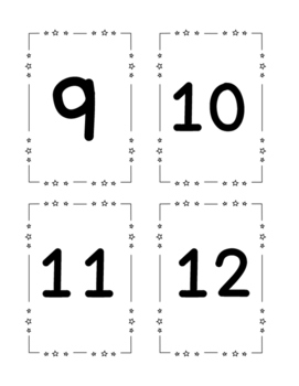 Letter and Number Recognition Game- English and Spanish