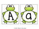 Letter and Number's Matching Game