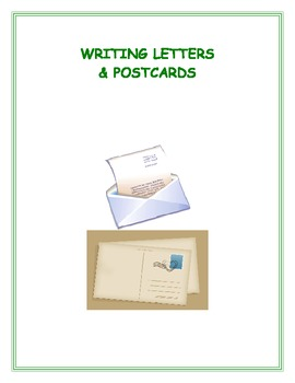 Letter and Postcard Writing