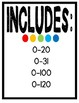 Data Binder- Upper/Lowercase letters and Sounds + Numbers 0-31
