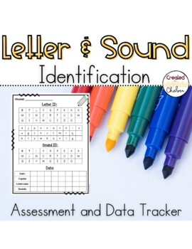 Letter and Sound Identification Assessment and Data Tracke