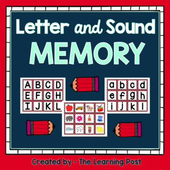Letter and Sound Memory
