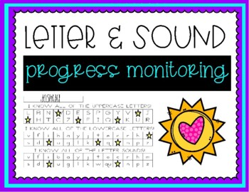 Letter and Sound Progress Monitoring