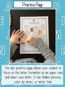 Alphabet Letter and Sound Recognition for PreK and Kindergarten