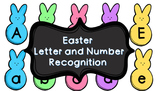 Letter and Sound Recognition