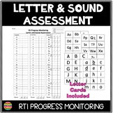 Letter and Sound Recognition Assessment: RTI