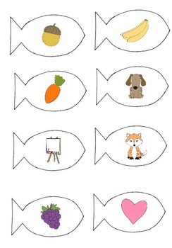 Letter and Sound Recognition Games