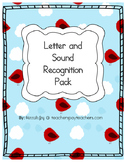 Letter and Sound Recognition Pack