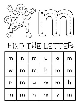 Letter and Sound Remediation: Kindergarten