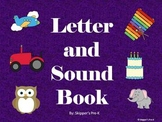 Letter and Sound book