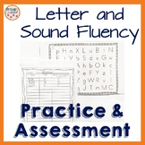 Letter Naming Fluency and Sound Fluency