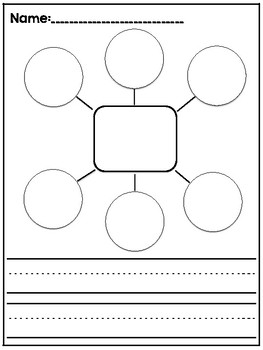 Letter and Word Family Web