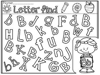 Letter find