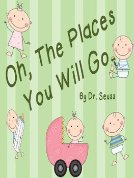 Letter for Oh, The Places You Will Go