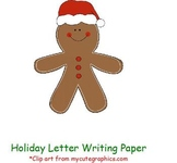 Letter for Santa? Holiday Writing Paper