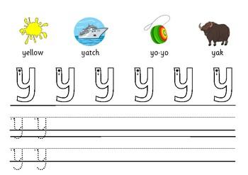 Letter formation PACK