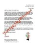 Letter from Santa to Your Class or Child {Editable}