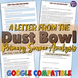 Letter from a Dust Bowl Survivor