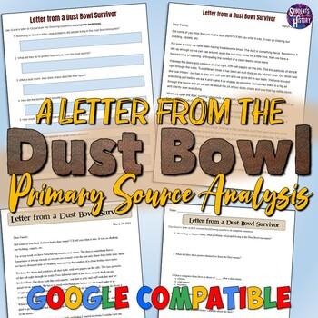 Letter from a Dust Bowl Survivor