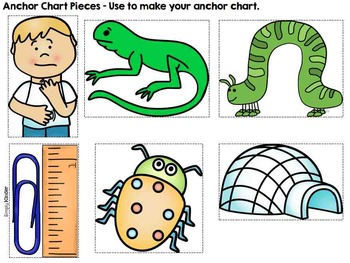 Letter i | Alphabet Printables and Centers