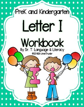 Letter of the Week: Letter i Workbook (PreK & Kindergarten)