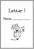 Letter l phonics pack