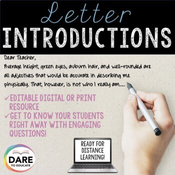 Letter of Introduction: User Manual for Students