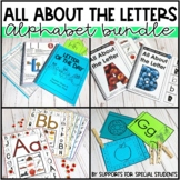 Letter of the Day - Alphabet Intervention for Special Educ