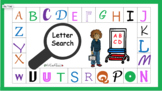 Letter of the Day: Find the Letter!