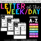 Letter of the Week/Day