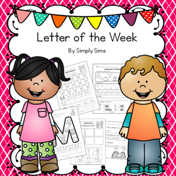 ABC Letter of the Week