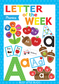 Letter of the Week - A