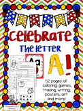 Letter of the Week A  Alphabet Phonics