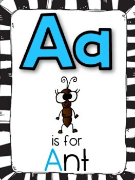 Letter of the Week: Aa
