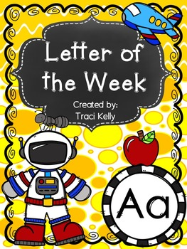 Letter of the Week - Aa