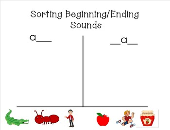 Letter of the Week: Aa for the Smartboard using Reading Wonders