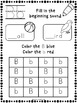 Letter of the Week Worksheets and Activities
