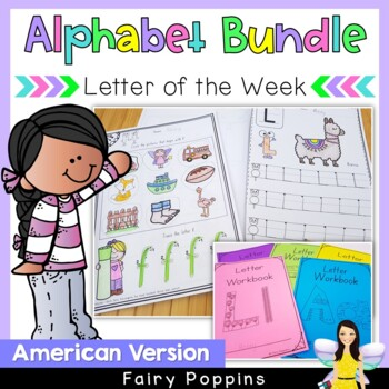 Letter of the Week {Alphabet Workbook} *NEW*