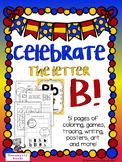 Letter of the Week B  Alphabet Phonics