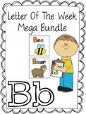 Letter recogniton Letter B Mega Bundle -- Freebie
