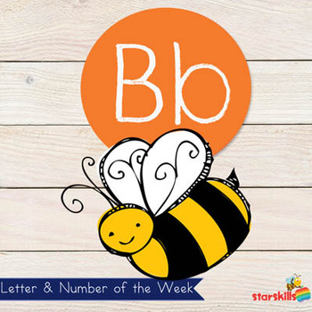 Letter of the Week Bb Workbook