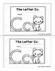 Letter of the Week Booklets and More: Letter C