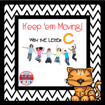 Alphabet Activities Letter of the Week Bundle for the Letter C