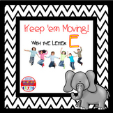 Alphabet Activities Letter of the Week E